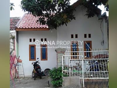 Rumah Dijual di Graha Bunga Bintaro