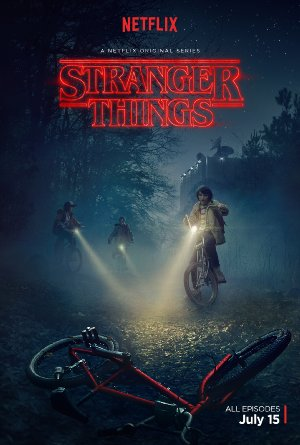 Poster Stranger Things 2016–