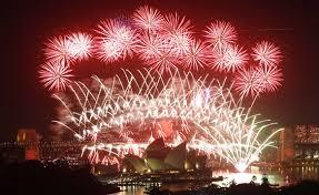 New Year Celebretion Images