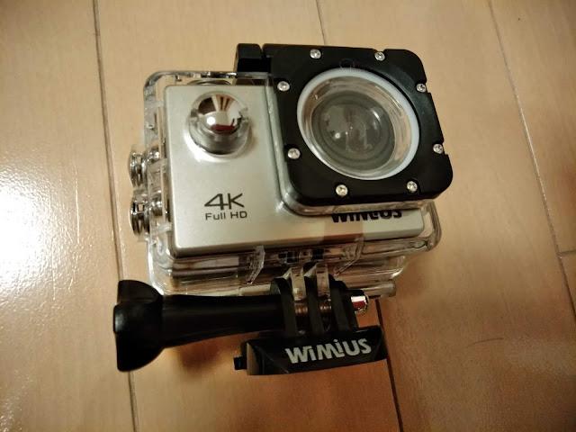 アクションカメラ WiMius