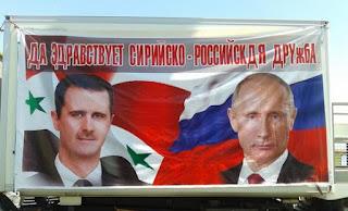 Картинки по запросу Путин и Асад