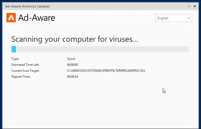 برنامج Ad-Aware Antivirus