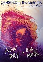 Concierto de New Day y Ola la Meta en Wurlitzer