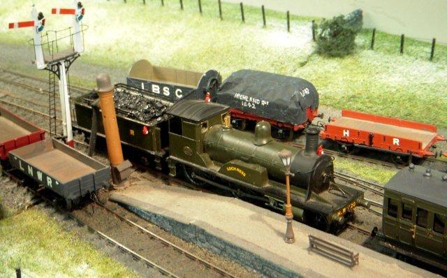 Portskerra EM model railway