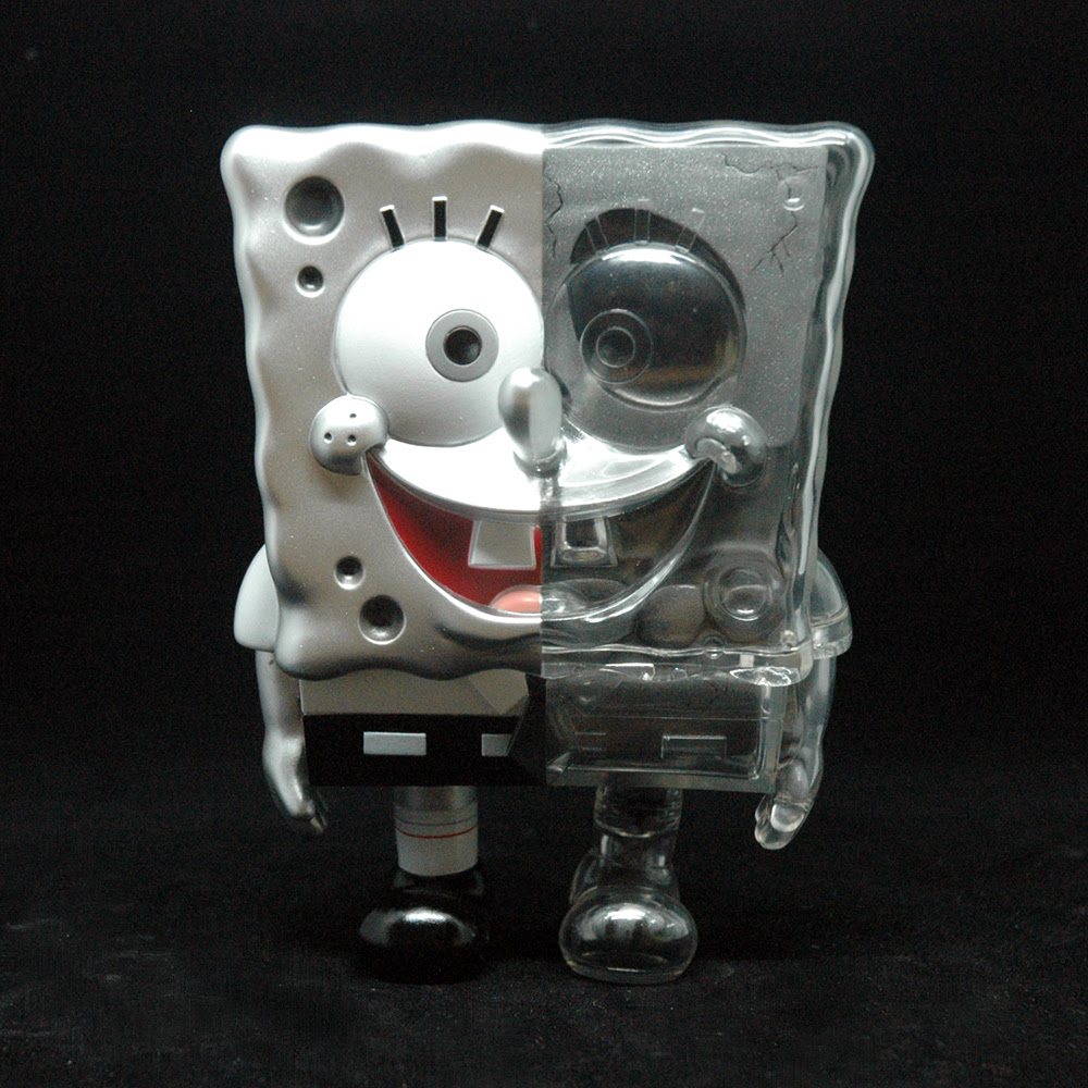 Collecting Toyz Toy Art Gallery To Release Secret Bases Spongebob Tony Hawk Circuit Boards By Hexbug Power Axle Set Innovation First Dx Split Silver Soft Vinyl Figure