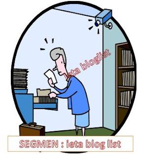 Segmen, Segmen Kisah Cikgu ieta, Blog Kisah Cikgu ieta, Segmen sepanjang tahun, SEGMEN : ieta bloglist