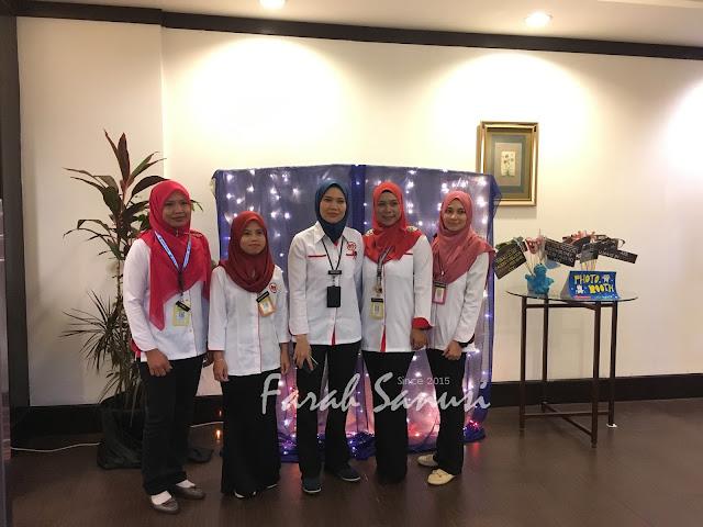 Promosi Kesihatan Pergigian, Meritus Pelangi Beach Resort and Spa, Cenang