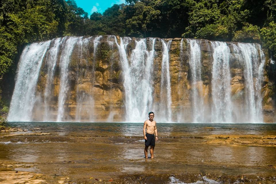 tinuy-an falls surigao del norte