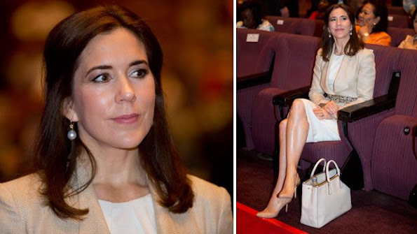 Princess Mabel of the Netherlands and Crown Princess Mary of Denmark