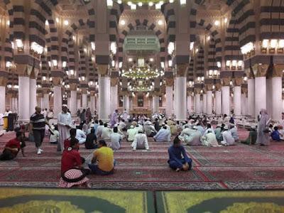 islam di Arab saudi makmur