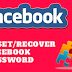 Password Recovery On Facebook