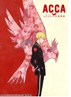 Download Anime ACCA: 13-ku Kansatsu-ka (2017) 720p Episode 01-02 Ganool Movie