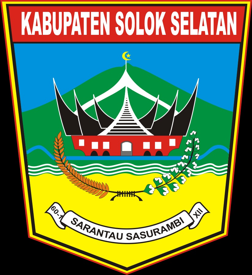Penjelasan Arti Lambang Logo Kabupaten Solok Selatan Arti Dari Lambang