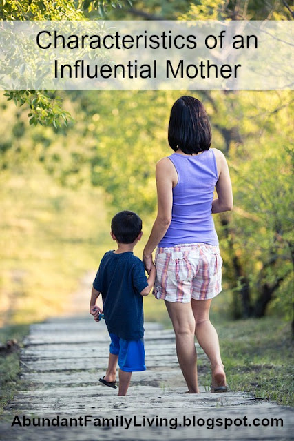 Characteristics of an Influential Mother