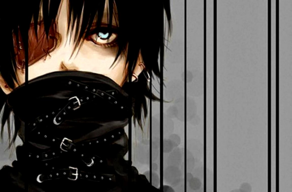 Emo anime boy wallpapers wallpaper cave