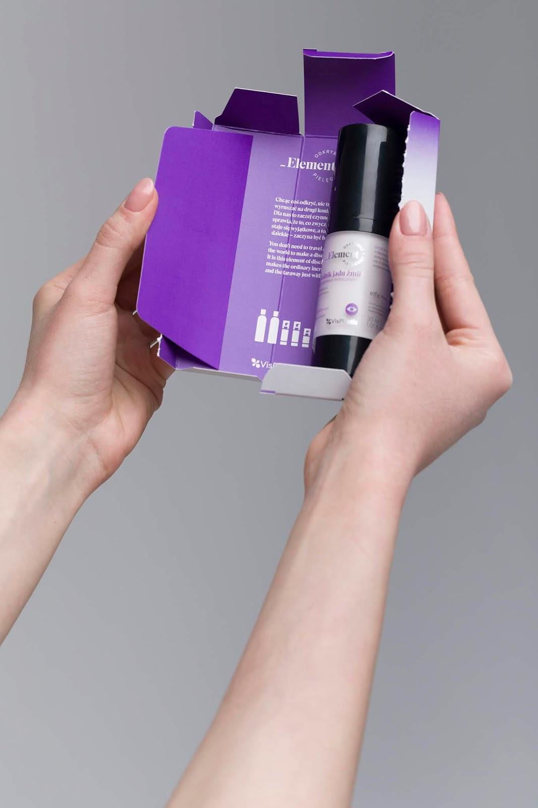 Example of Folding Carton Packaging