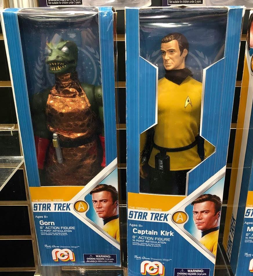 Star Trek Starfleet Edition Dr Mccoy 9 Inch Figure