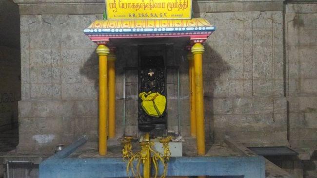 Lord Dakshinamurthy In Yogic Posture
