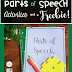 Fun Activities for Reviewing Parts of Speech