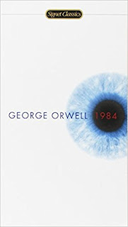 george orwell's 1984 novel