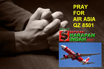Pray For Air Asia QZ 8501