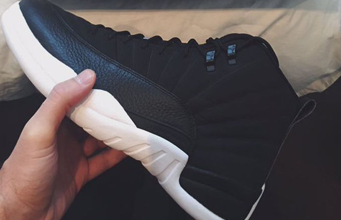 7265bab06a28e9 Fresh off the release of the PSNY x Air Jordan XII collab comes these  images of the friends and family edition which was recently given by the  PSNY team to ...