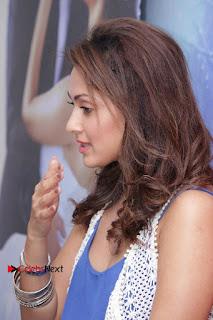 Bollywood Actress Manjari Phadnis Stills in Ripped Jeans at Film Jeena Isi Ka Naam Hai Interview  0004.jpg