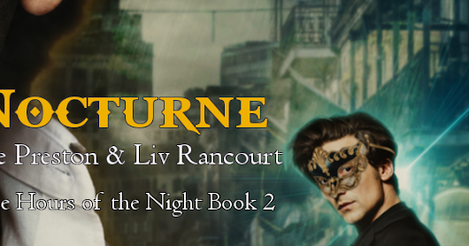 Nocturne! It's here....and here....and here....