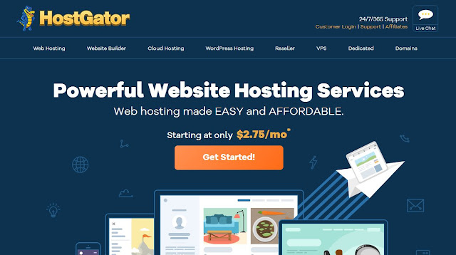 6 Best Web Hosting services for 2019