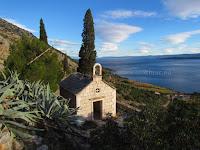 Pustinja Dutić, Murvica, otok Brač slike