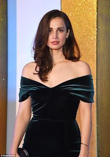 Heida Reed, Christmas with the Stars, Poldark, Bloodwise
