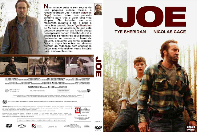 Capa DVD Joe