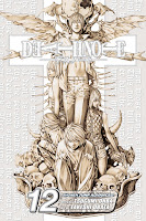 The twelfth volume of the Death Note manga.