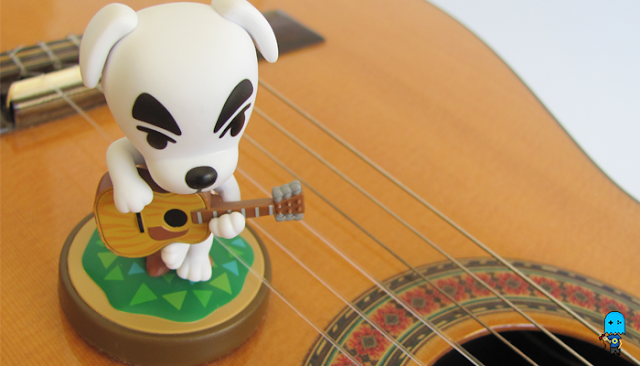 Animal Crossing K.K Amiibo
