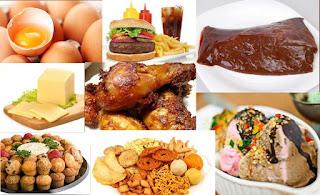 penyebab penyakit kolesterol tinggi