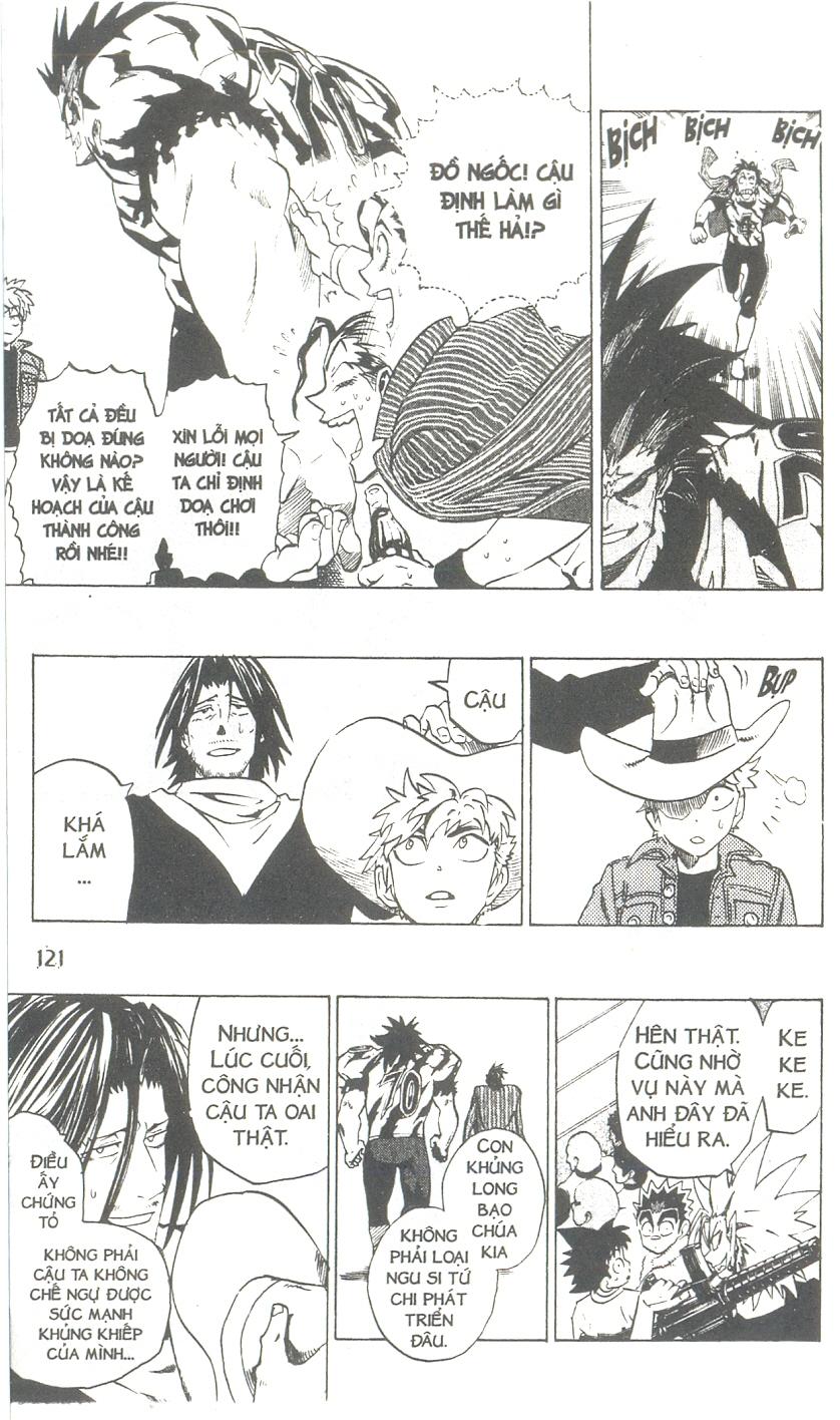 Eyeshield 21 chapter 202 trang 16