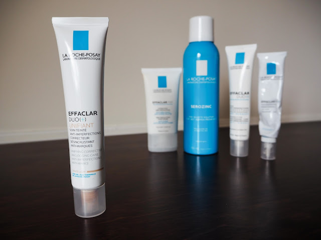 La Roche Posay Effaclar Duo Unifiant in Light Review for Acne