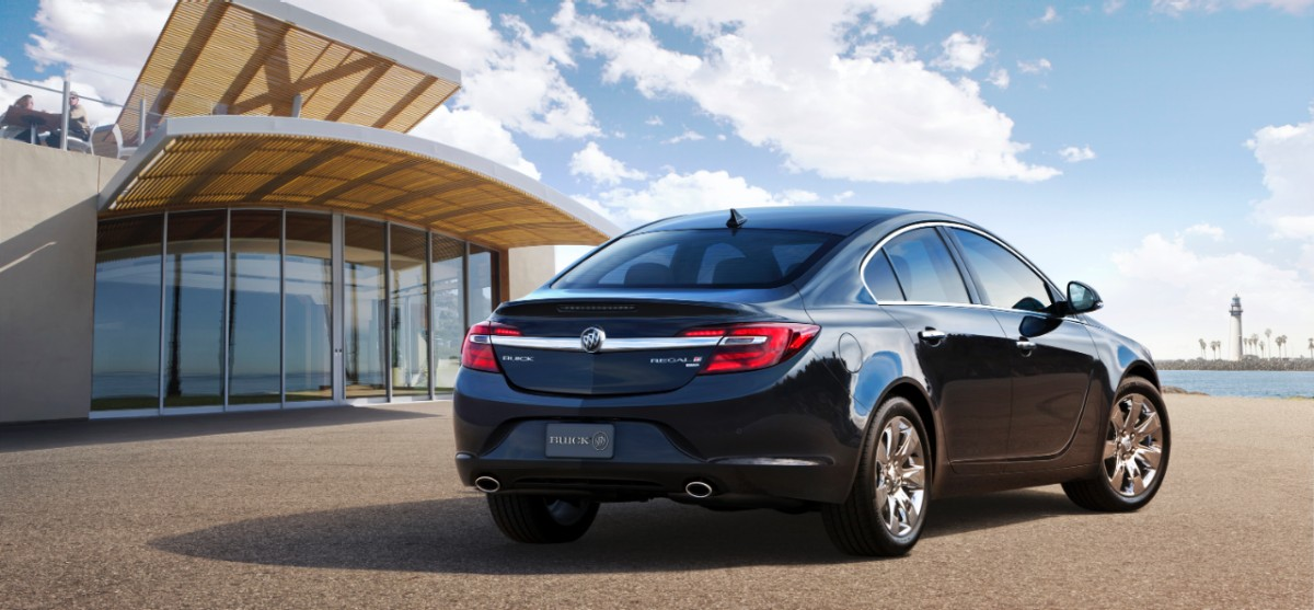 riwal888 blog new 2014 buick regal infused with new