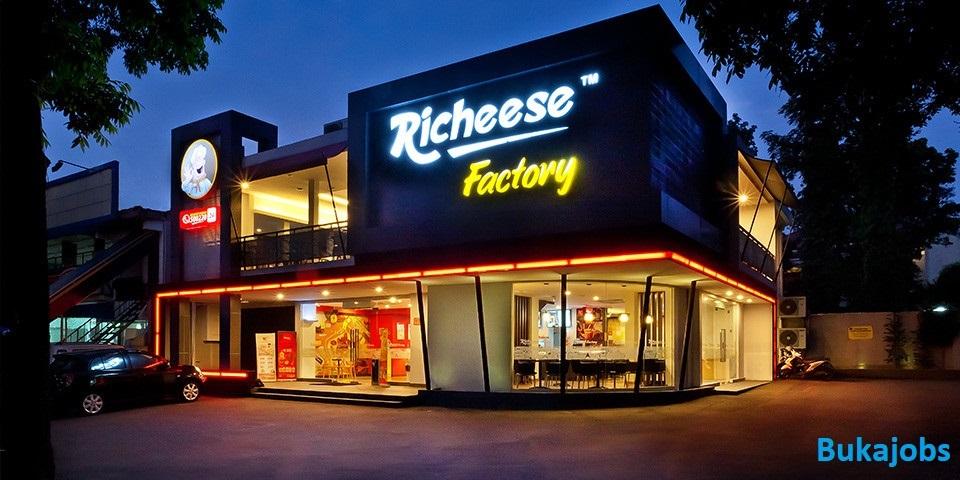 Lowongan Kerja PT Richeese Kuliner Indonesia (Nabati Grup) Terbaru 2020