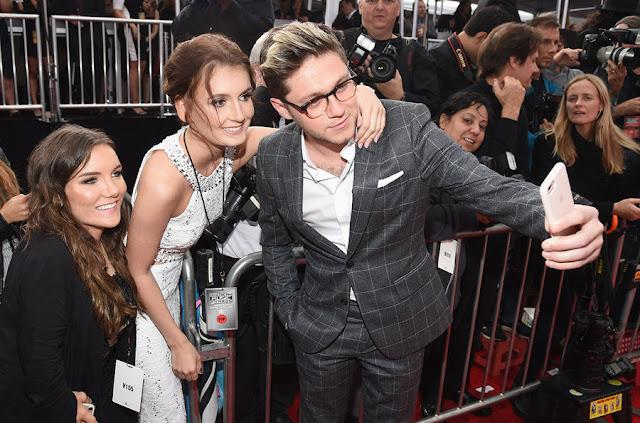 Niall Horan - American Music Awards 2016