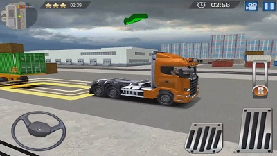 Truck Simulator 2017 mod apk