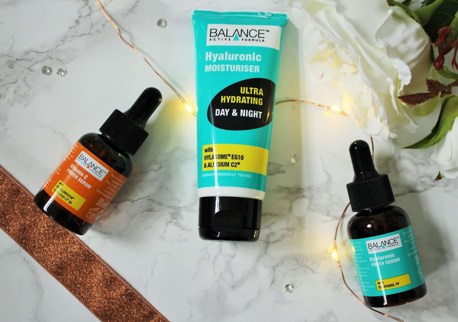 Balance Active Formula Skincare Review - 2