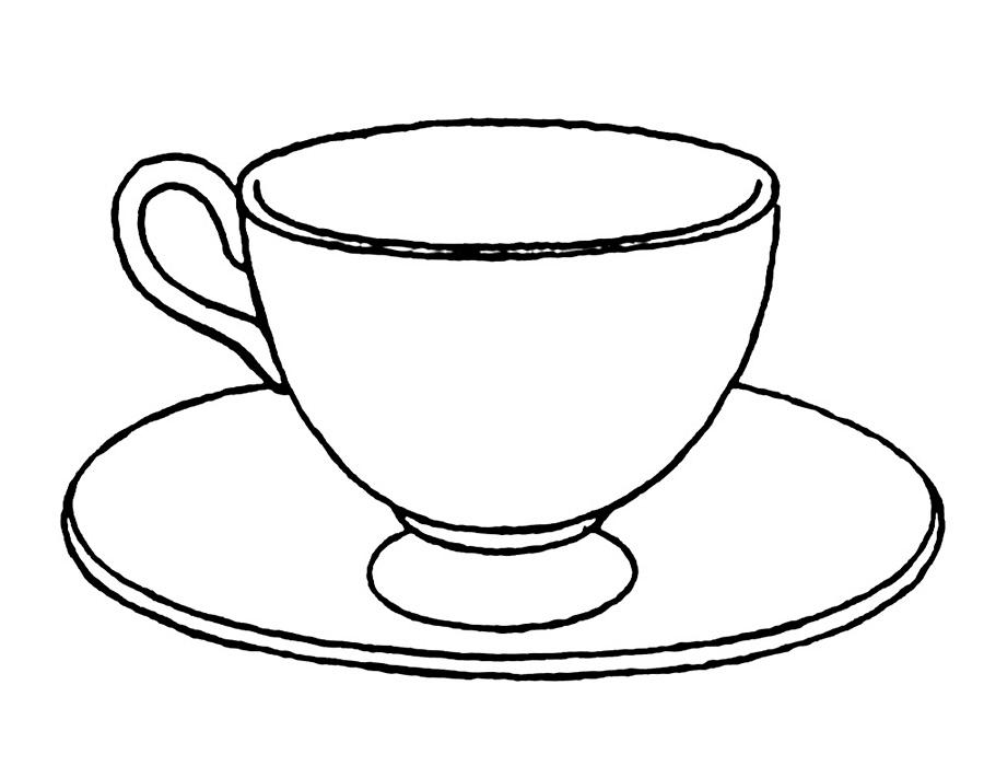 Gambar Mewarnai Peralatan Dapur 16