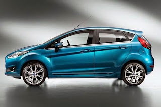 Ford Make Fiesta More Beautiful and Save Fuel