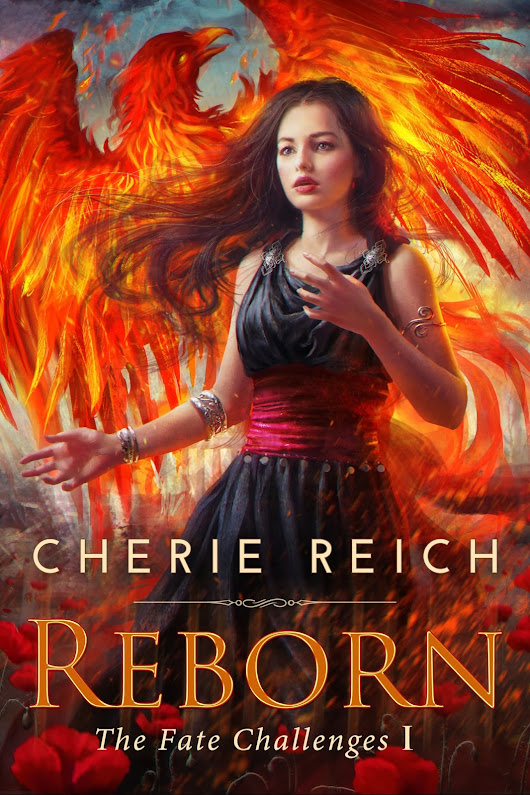 2015 RONE Awards: Vote May 4-10 for Reborn by Cherie Reich (YA Paranormal)