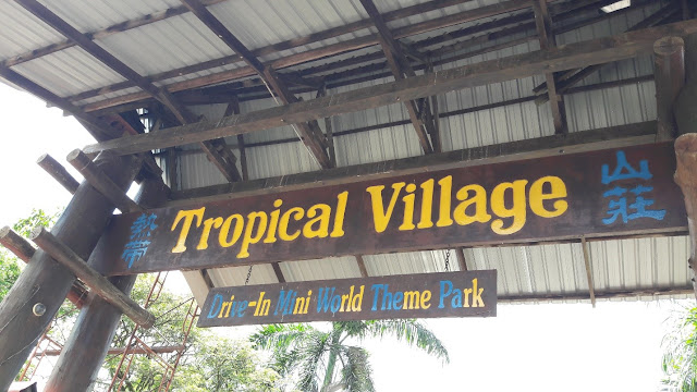 Tropical Village