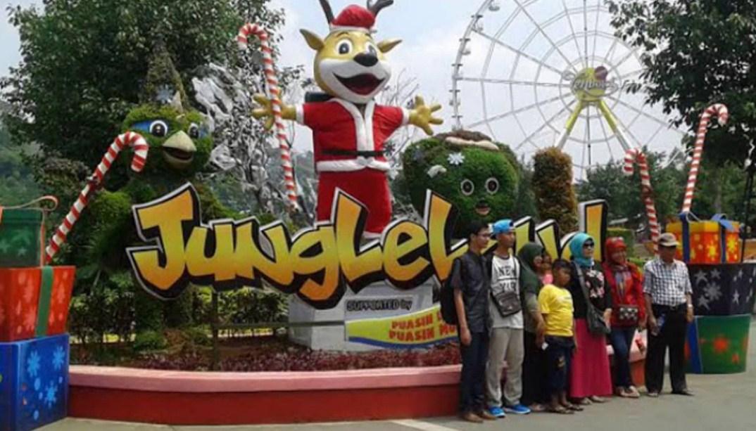 Harga Tiket Masuk Jungleland Bogor Terbaru Wisata Tempatku