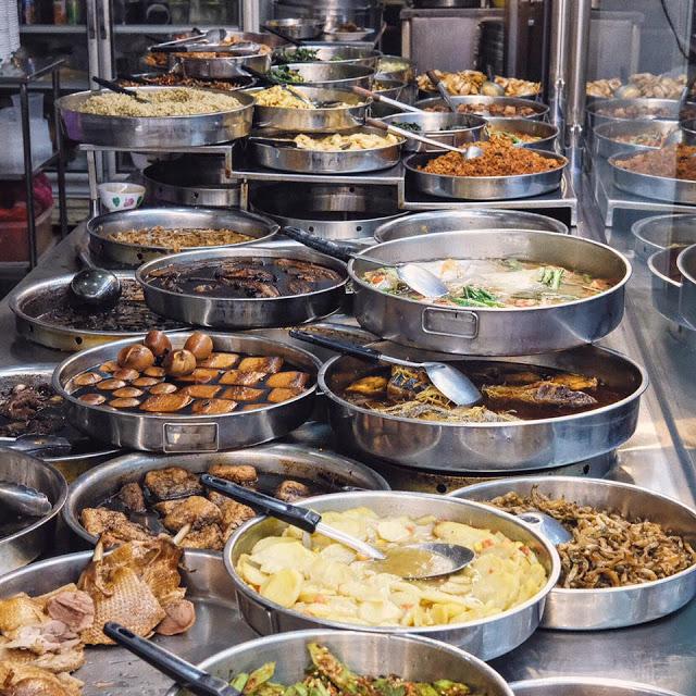 Joo Seng Teochew Porridge and Rice