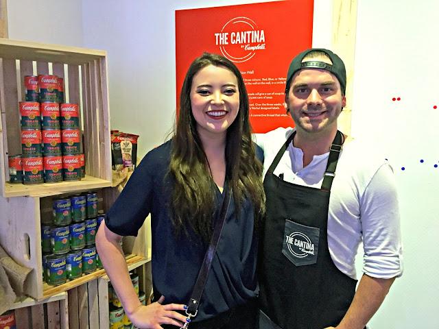 Matt Dean Pettit Chef Campbells Soup Toronto