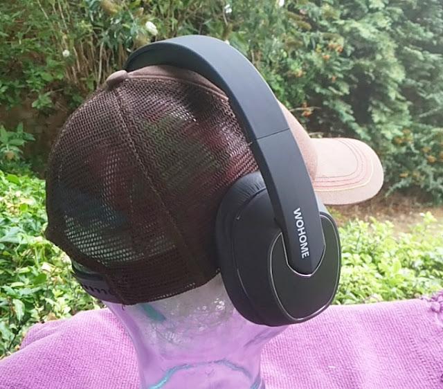 Wohome Sbt565 Headphones Folding Over The Ear